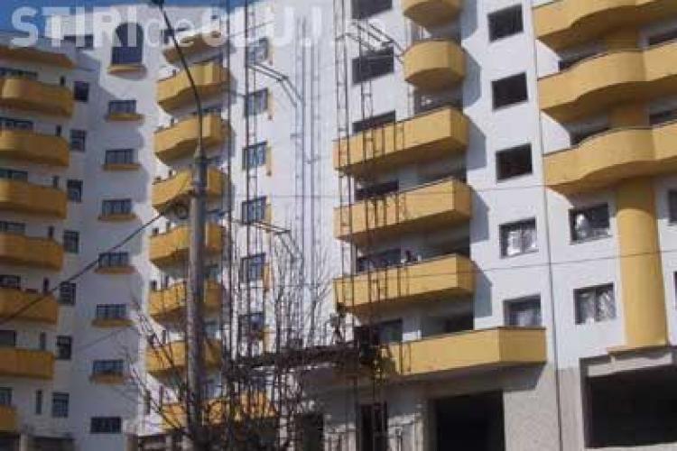 Constructia de locuinte ANL a fost suspendata de Ministerul Dezvoltarii