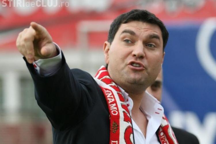 Borcea: Meciul cu U Cluj e cel mai greu. Sunt foarte motivati!