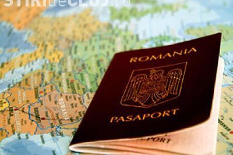 Eliberarea unui pasaport la Cluj se face de azi mult mai rapid