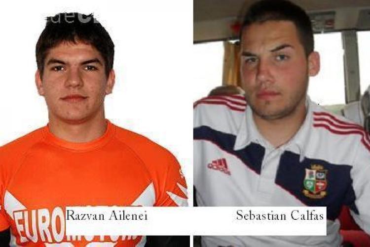 Razvan Ailenei, rugbist la Universitatea Cluj, principalul vinovat pentru accidentul de pe varianta Zorilor - Manastur