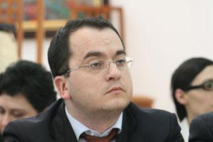 Emil Sabo, clujeanul care a demisionat din functia de director al CFR SA, mana dreapta a lui Vasile Blaga si fost student de-al lui Boc