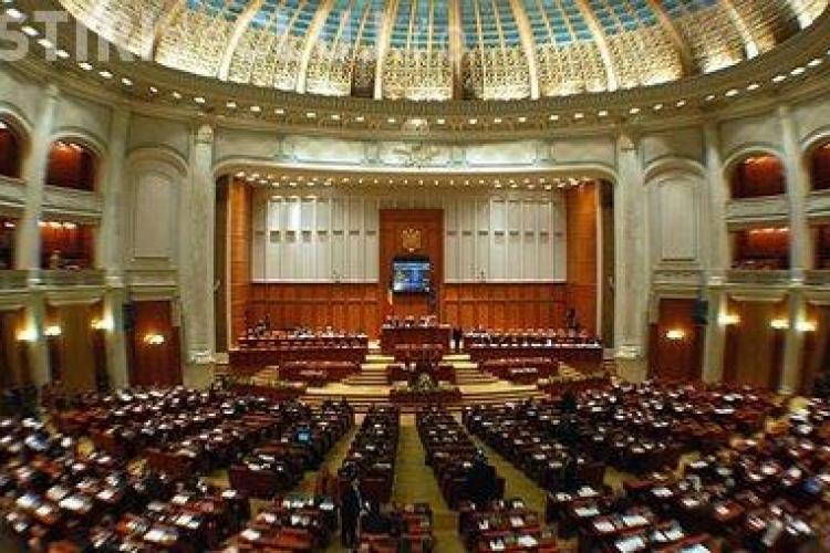 Senatul Romaniei chemat la Cluj sa dezbata Legea Educatiei