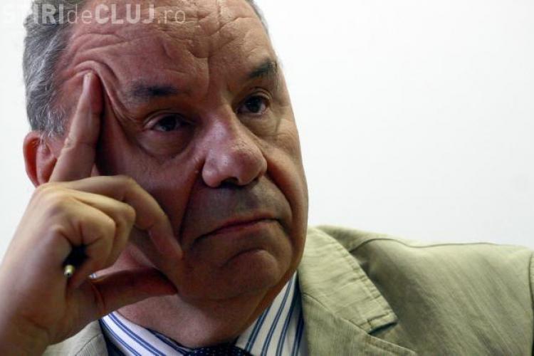 Andrei Marga, cel mai mediatizat intelectual roman, alaturi de Mircea Cartarescu