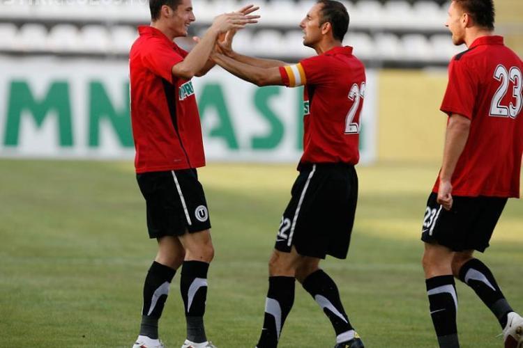 LIVE TEXT - Dinamo - U Cluj 3-4 (FINAL)