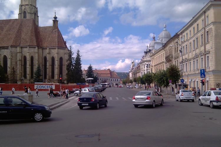6 milioane de lei numai din parcari au intrat in 2010 in bugetul Primariei Cluj-Napoca