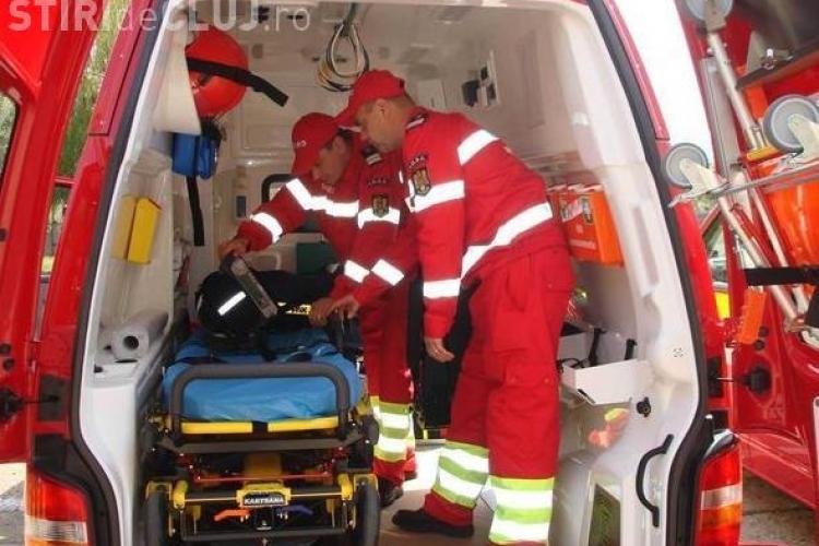 Patru persoane, ranite intr-un accident  la Capusu Mare