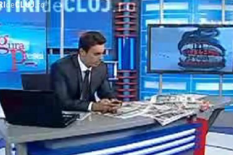 """Mircea Badea crede ca l-a """"muscat tantarul cu West Nile"""" - VIDEO"""