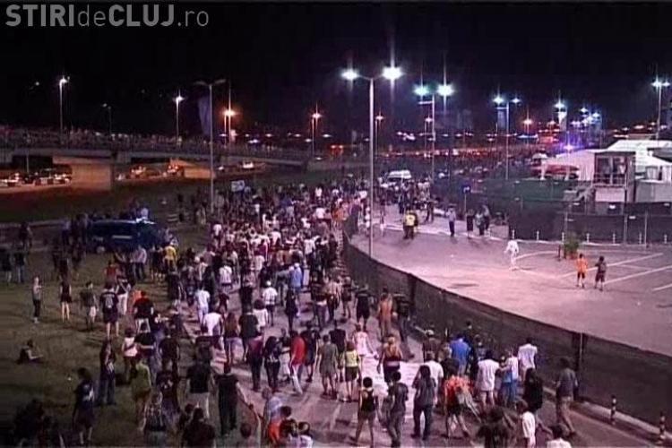Iron Maiden i-a innebunit  pe fani, la Cluj! Rockerii au dansat si au strigat 90 de minute! Vezi VIDEO cu reactiile fanilor!