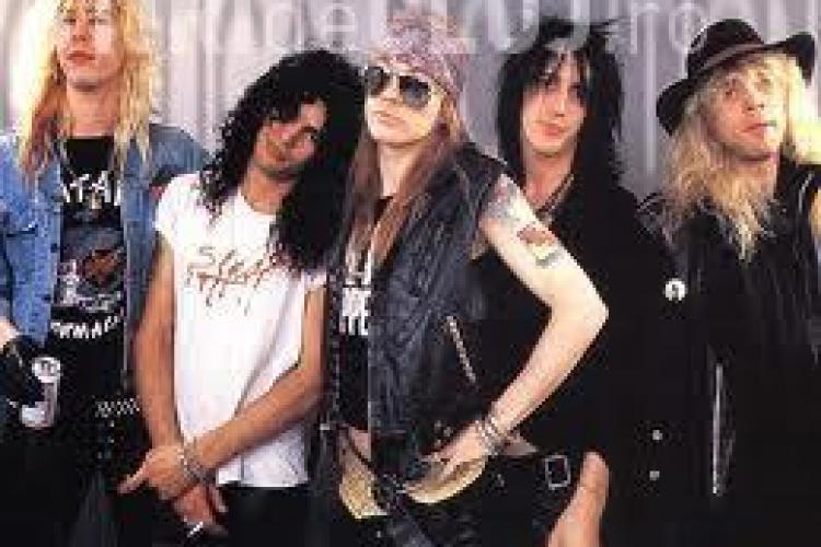 Vezi ce concerte vor fi in aceasta toamna in Romania! Guns N'Roses este cap de lista!