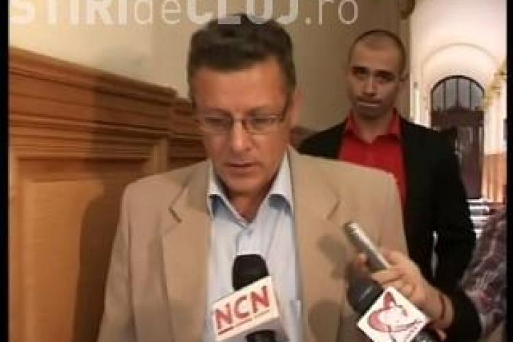 Calin Platon, fostul prefect de Cluj, ar putea fi arestat, dupa ce politistii l-au retinut pe 24 de ore - Vezi declaratiile lui Platon