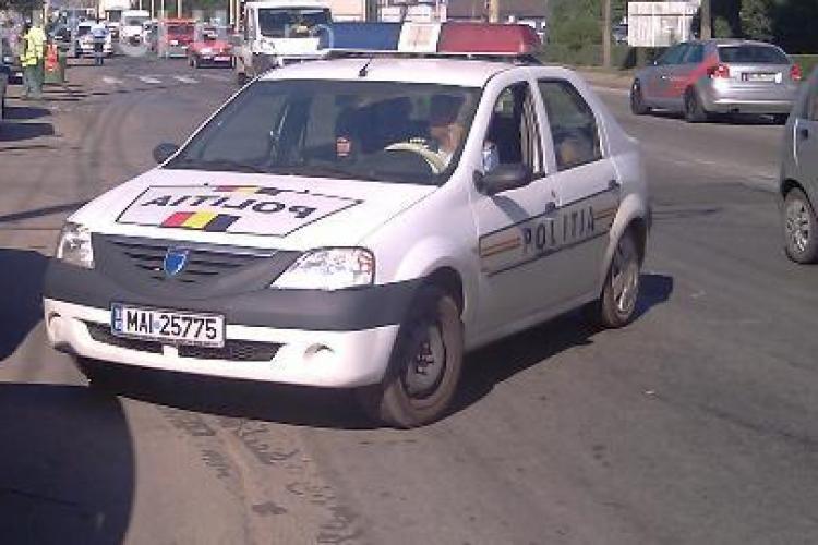Doi copii de 5 si 10 ani, victimele unor accidente in Cluj-Napoca, pe Calea Floresti, si in Turda