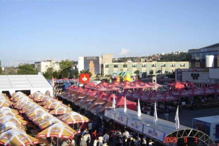 400 de hectolitri de bere pregatiti pentru Septemberfest