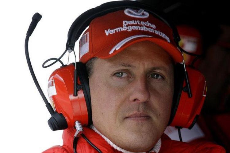 Medicii încep să-l trezească pe Michael Schumacher