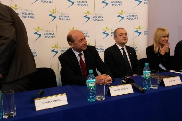 PONTA: Băsescu, Boc şi Udrea ar trebui judecaţi pentru subminarea economiei naţionale