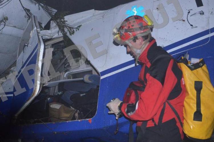 Tupeul unui oficial după prăbuşirea avionului: Iarna nu-i ca VARA, iar munte nu e ca la câmpie!