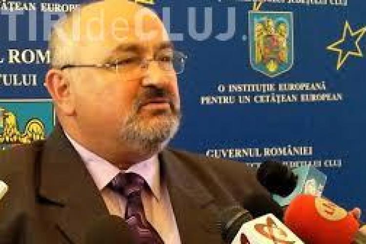 PDL Cluj-Napoca îl somează pe prefectul Vușcan să își justifice averea, un BLOC nedeclarat