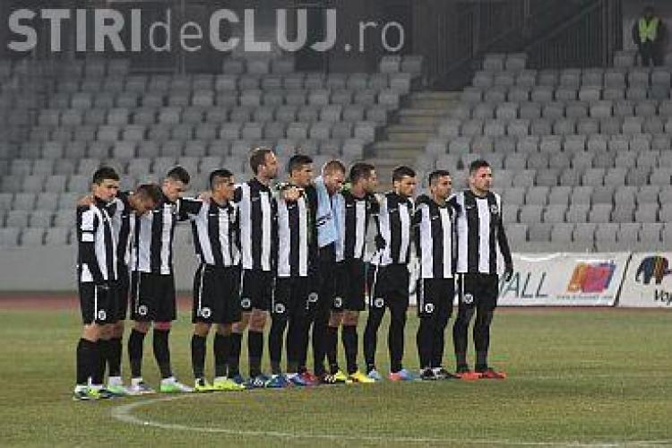 Victorie pentru U Cluj în Antalya. U Cluj - PFK Lokomotiv Sofia 3-2