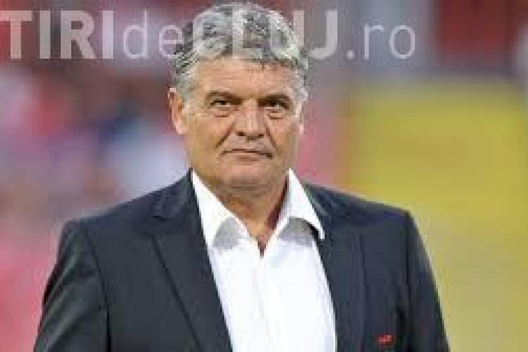 """Ioan Andone nu mai vrea la FRF: """"Sunt antrenor. Nu voi candida"""""""