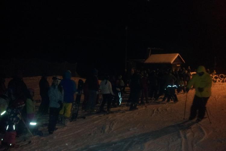 PÂRTIA FELEACU a bătut MALL -urile Clujului la vizitatori - FOTO