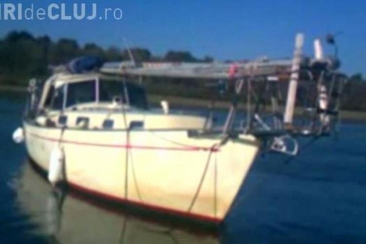 ȘOC: ROMATSA a trimis ISU să salveze de pe lacul Bicaz o ambarcaţiune eşuată în FRANŢA