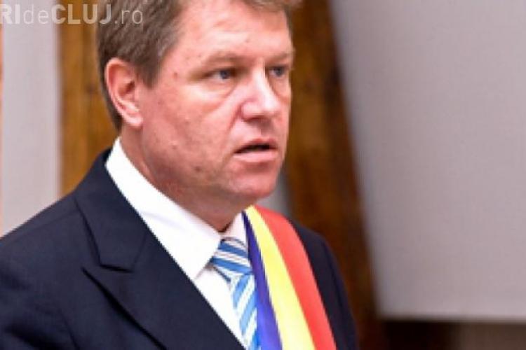 Klaus Iohannis vrea și primar și vicepremier şi ministru de Interne