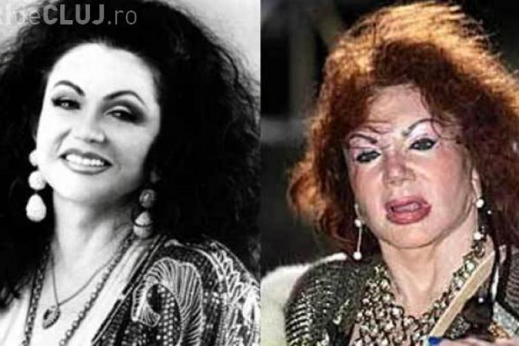 Mama lui Sylvester Stallone, desfigurată de operaţiile estetice - FOTO