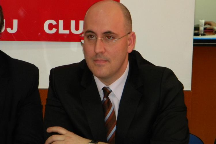 Mircea Jorj și-a dat demisia din funcție