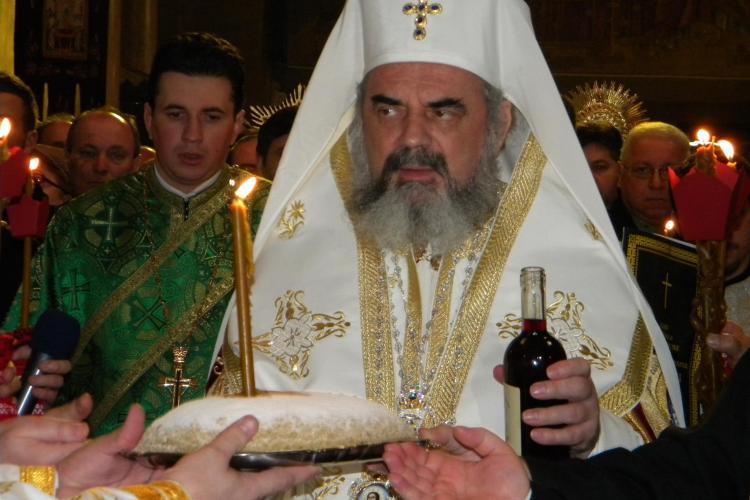 Patriarhul Daniel: Mihai Eminescu a susţinut construirea unei catedrale naţionale