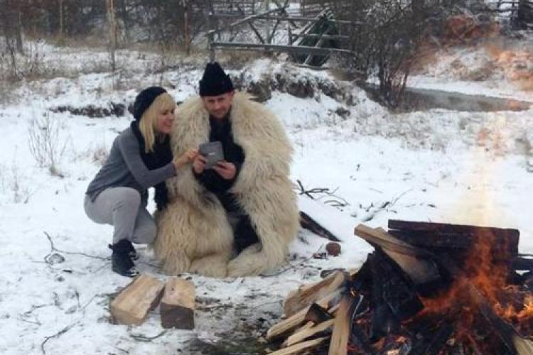 Elena Udrea a găsit un cioban pentru Mișcarea Populară - FOTO