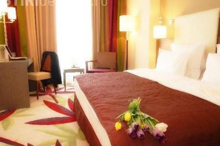 Hotelurile clujene au căzut în topul național. Trei hoteluri sunt în top 25