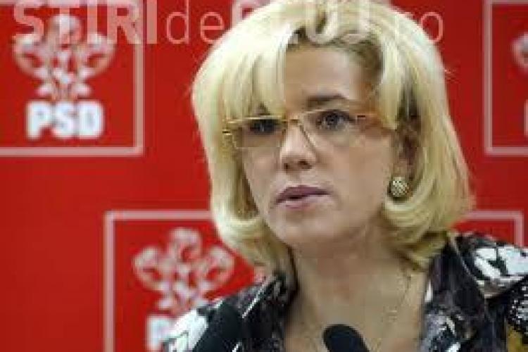 Corina Crețu, făcută PRAF de un europarlamentar PDL, în urma declarațiilor făcute la Cluj