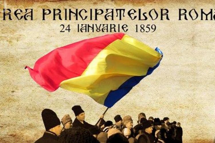 Mica Unire sărbătorită la Cluj. Vezi programul manifestărilor