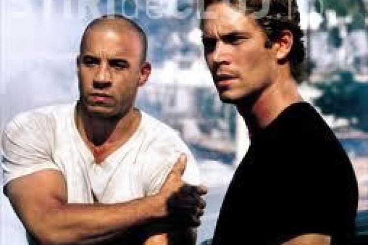 Imaginea emoționată postată de Vin Diesel pe Facebook. Vezi cum arată posterul din Fast & Furious 7