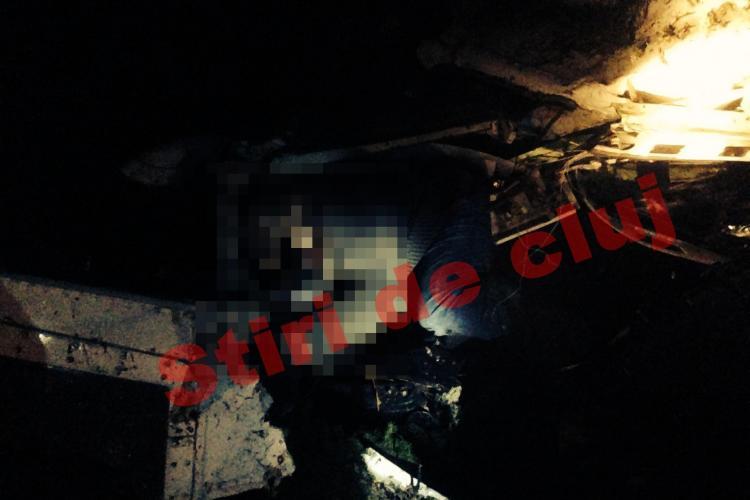 Adrian Iovan, mort între fiarele contorsionate ale avionului - FOTO IMAGINI ŞOCANTE