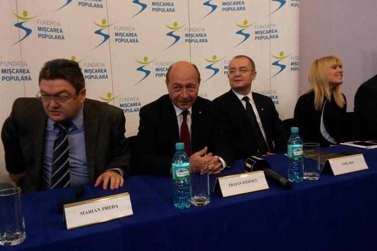 Băsescu: E mai ușor să mergi spre Uniunea Euro-asiatică, dar încă nu am văzut români cu ochii oblici