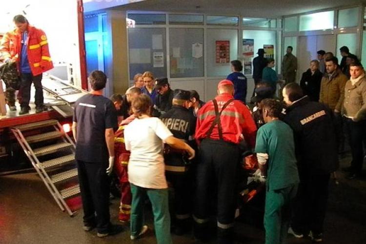 ACCIDENT AVIATIC CLUJ: Metoda ingenioasă prin care pădurarii i-au găsit pe răniți