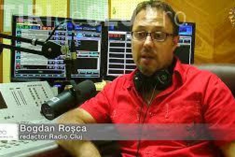 Bogdan Roșca a câștigat concursul de manager al Radio Cluj