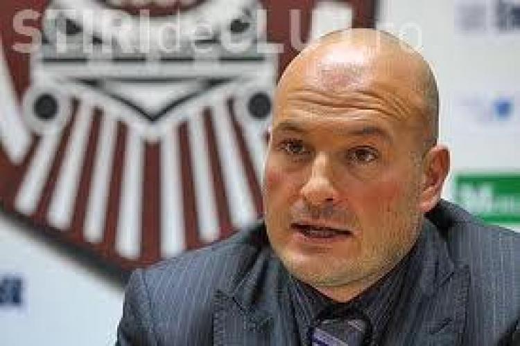 Un fost antrenor al CFR Cluj: Paszkany nu va pleca de la CFR Cluj