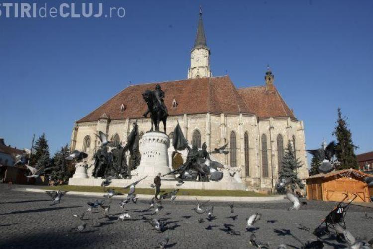 O clădire din centrul Clujului, în valoare de 5 milioane de euro, a fost retrocedată familiei Banffy