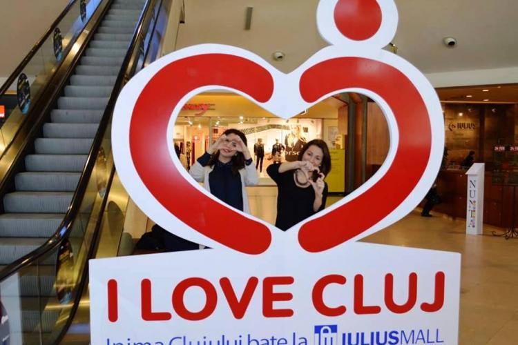Concursuri și evenimente la Iulius Mall de Valentine's Day. Andra vine să concerteze(P)