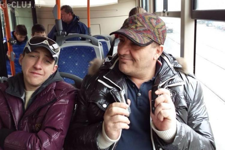 Nelson Mondialu merge cu autobuzul! Roțile BMW -ului i-au fost tăiate cu cuțitul