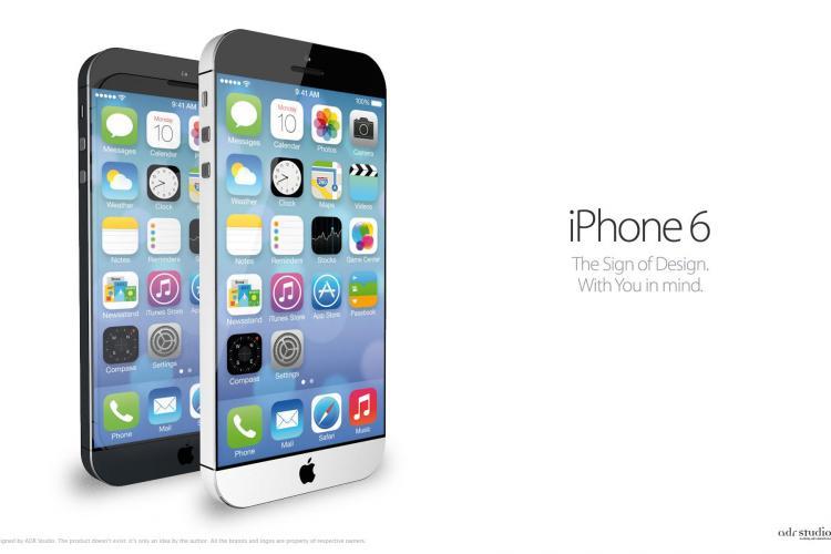 Surpriză pentru fanii Apple. Vezi ce fel de ecran va avea iPhone 6