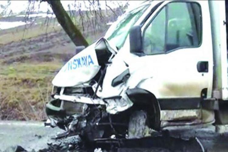 Accident grav pe DN1! Un șofer din Câmpia Turzii a intrat în depășirea unei coloane