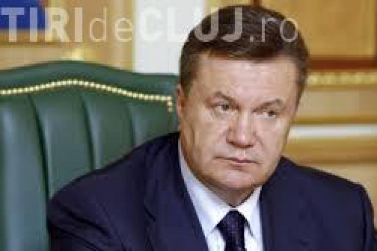 Președintele Ucrainei anchetat pentru omor în masă după ce a fost destituit din funcție