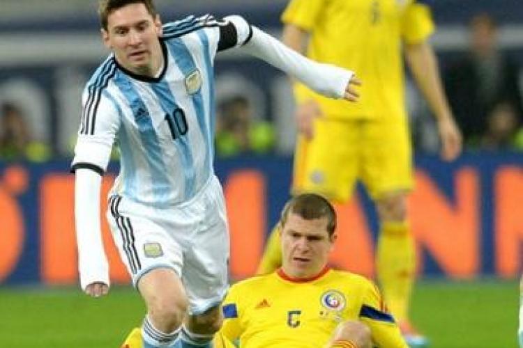 România - Argentina 0-0 - REZUMAT VIDEO -  Messi și ai lui nu au forțat aproape deloc
