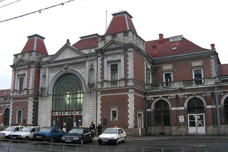 Un minor fugit de acasă a fost găsit în gara Cluj