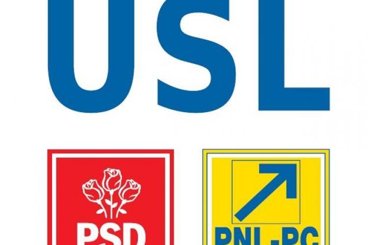 PSD și PNL nu scot cuțitele la Cluj. USL s-a rupt NUMAI la București