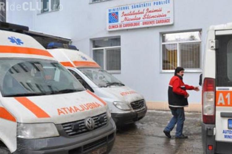 Medicii de la Institutul Inimii Cluj, atacați cu un cuțit de un pacient - EXCLUSIV