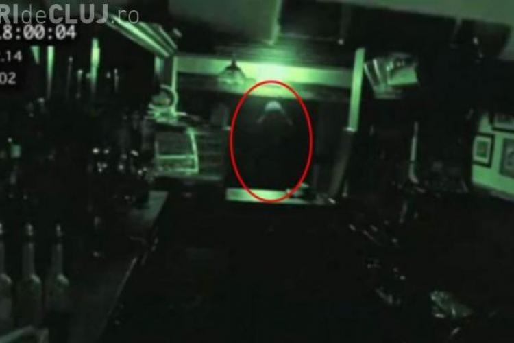 Fantoma dintr-un local vechi de 750 de ani - VIDEO