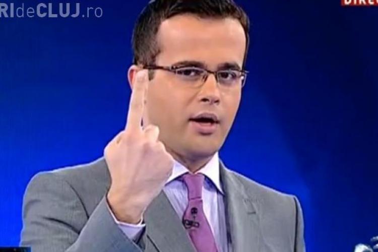 Mihai Gâdea pus la respect de CRIN ANTONESCU în direct la Antena 3
